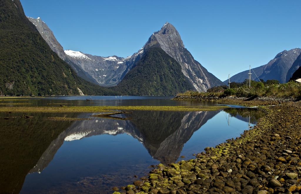 » Nový Zéland 2014