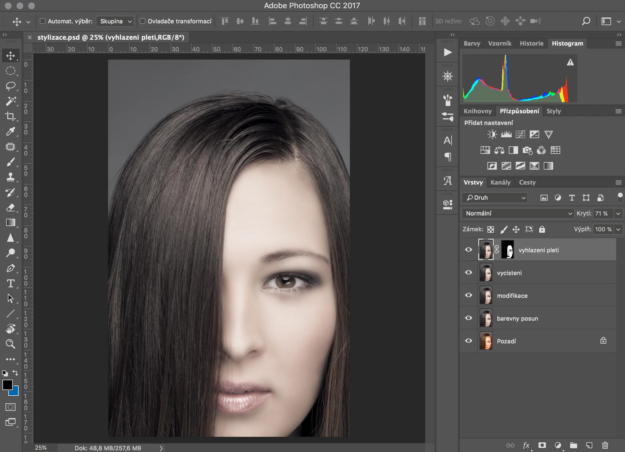 Adobe Photoshop pro začátečníky