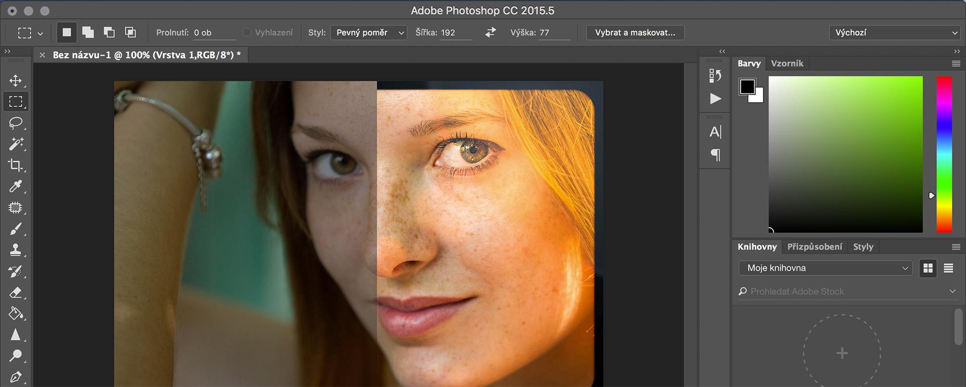 Adobe Photoshop pro fotografy