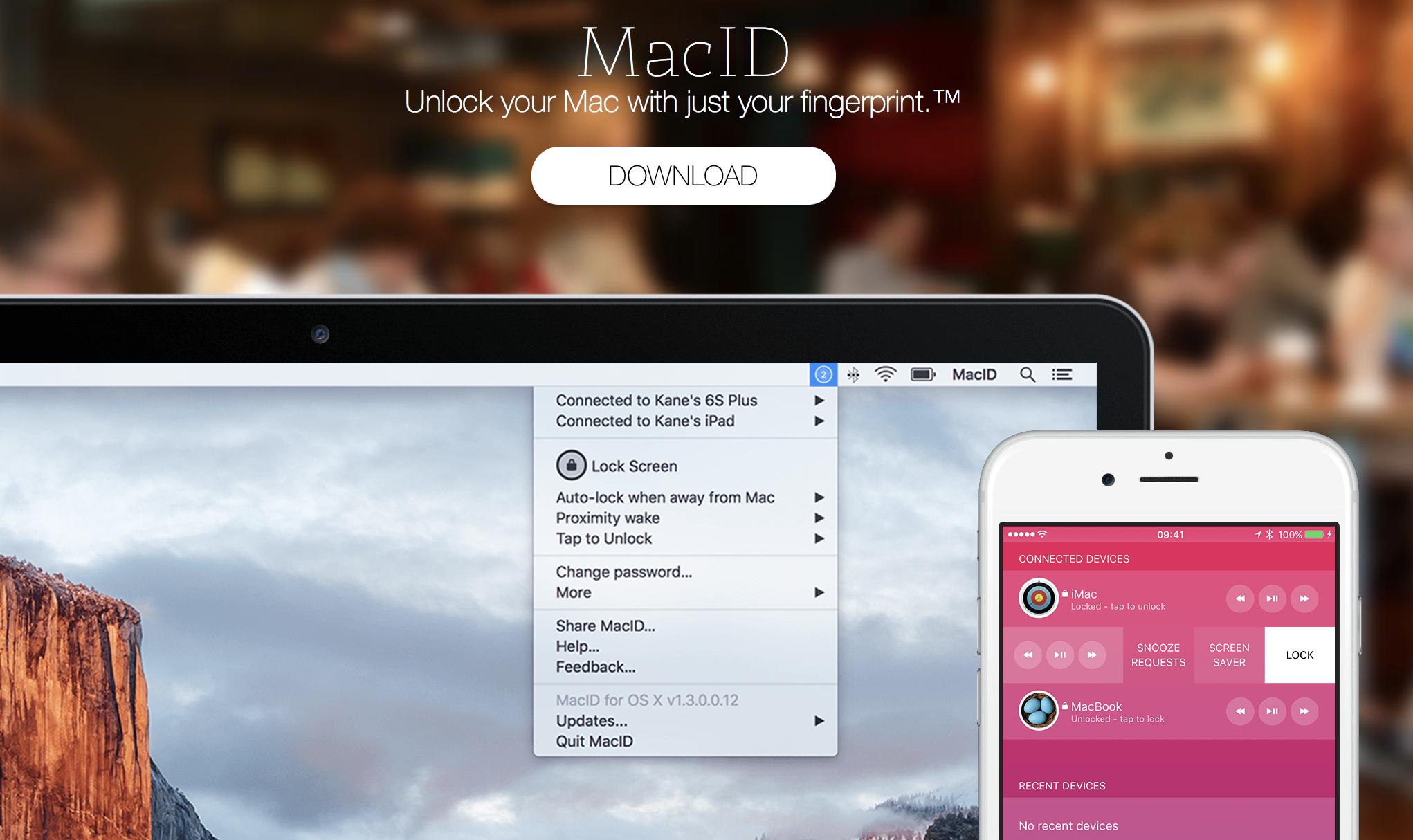 Mac ID